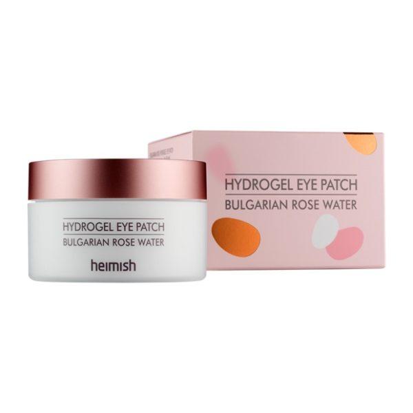 Heimish Rose Hydrogel Eye Patch 60ea