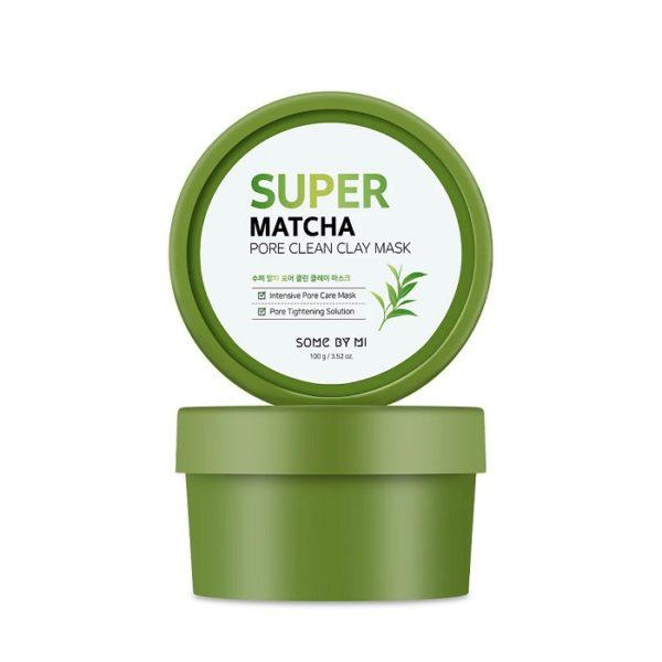 Some By Mi Mascarilla Super Matcha Pore Clean Clay 100gr