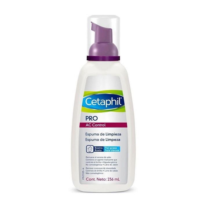 Cetaphil Pro AC Control Espuma de Limpieza 236 ml