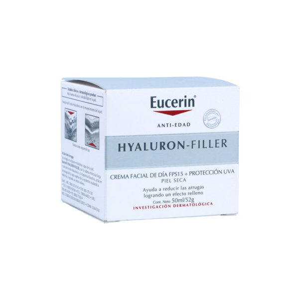 Eucerin Crema Hidratante Hyaluron Día X 50mL