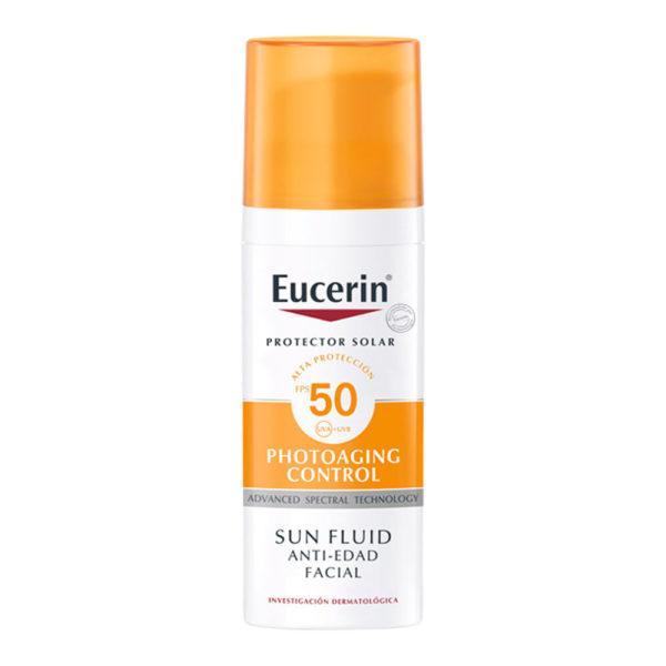 Eucerin Protector Solar Antiedad SPF50+ 50mL