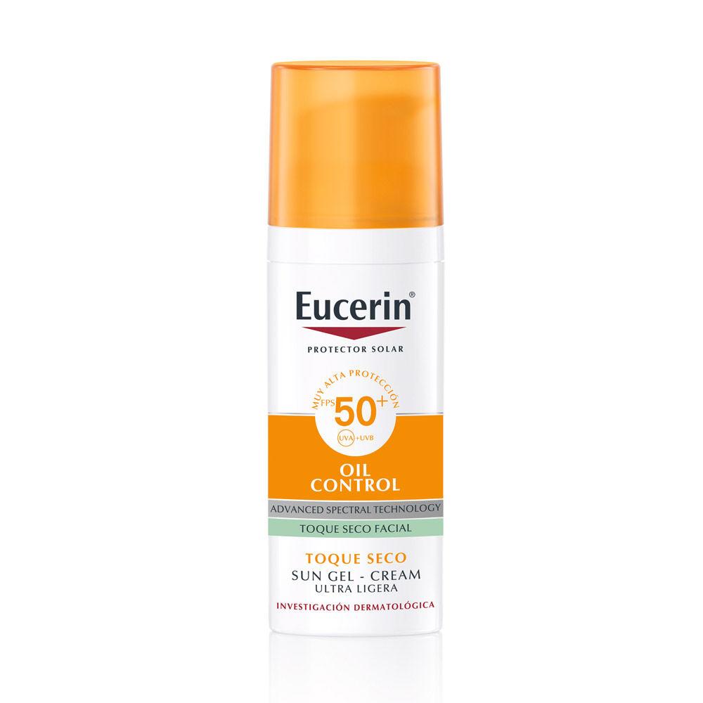Eucerin Protector Solar en Gel Oil control SPF 50 X 50mL