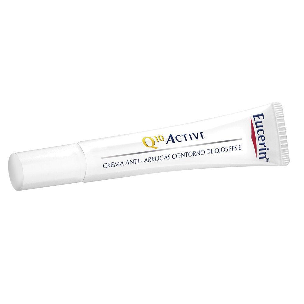 Eucerin Q10 Active Antiarrugas Contorno De Ojos SPF 15
